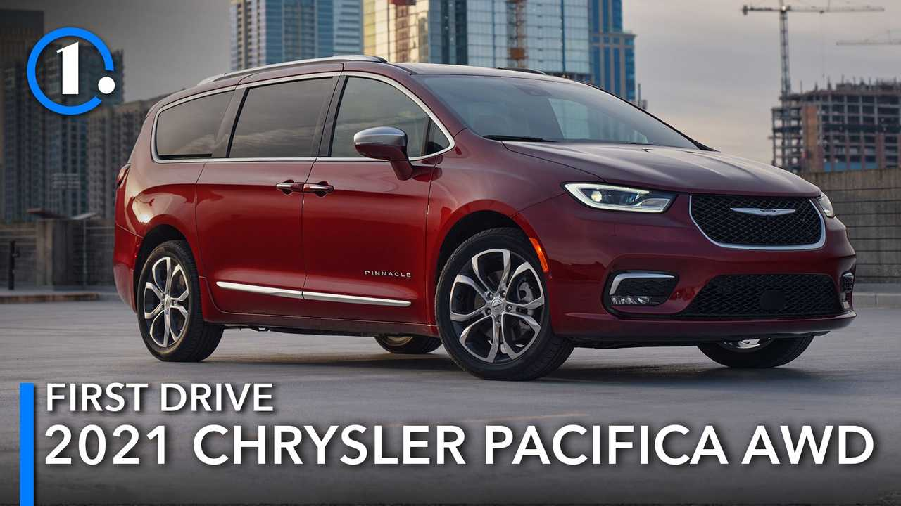 2021 Chrysler Pacifica AWD Review