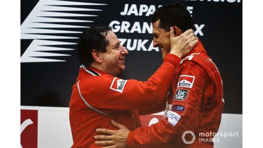 """Todt : Schumacher """"est très bien entouré"""" et """"il se bat"""""""