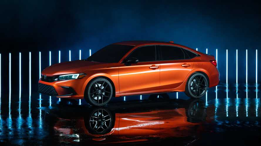 Прототип Honda Civic (2020)