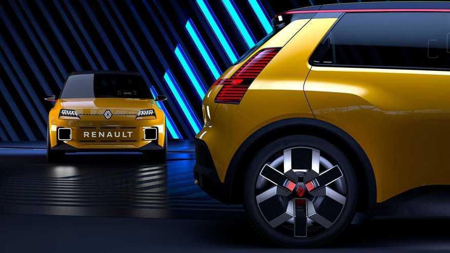 Электрокар Renault 5 станет заменой для Twingo