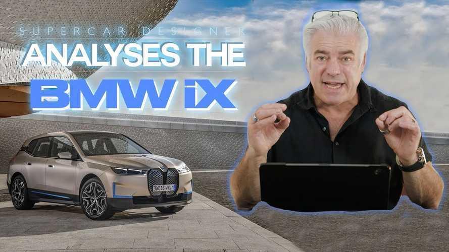 Desainer SUV BMW X5 Kritik Desain BMW iX dan Gril-nya yang Berubah
