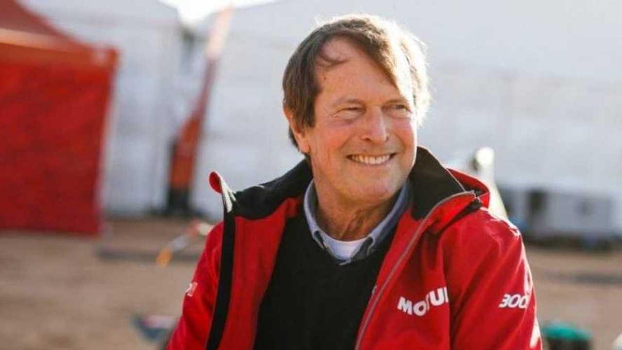 Hubert Auriol RIP - Main