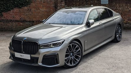 UK-based BMW 730d travels 900 miles on single tank to prove diesel's not dead
