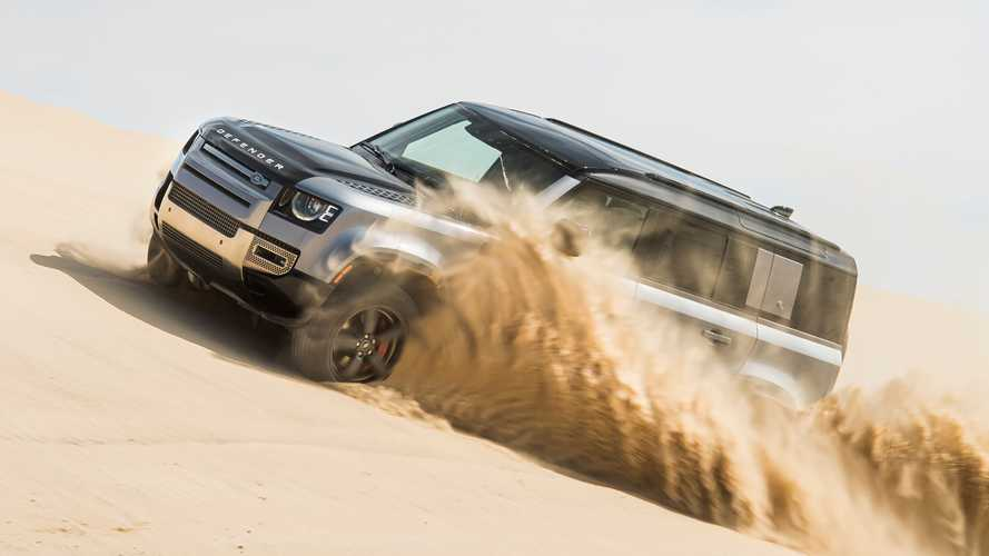 2020 Land Rover Defender 110: First Drive Review