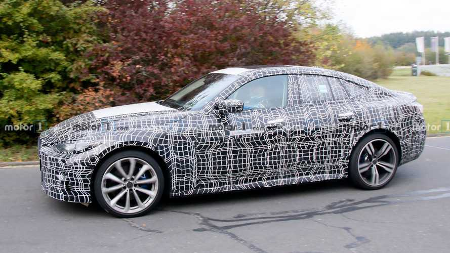 BMW i4 Production May Start November 2021, Include i440 And M50 Models