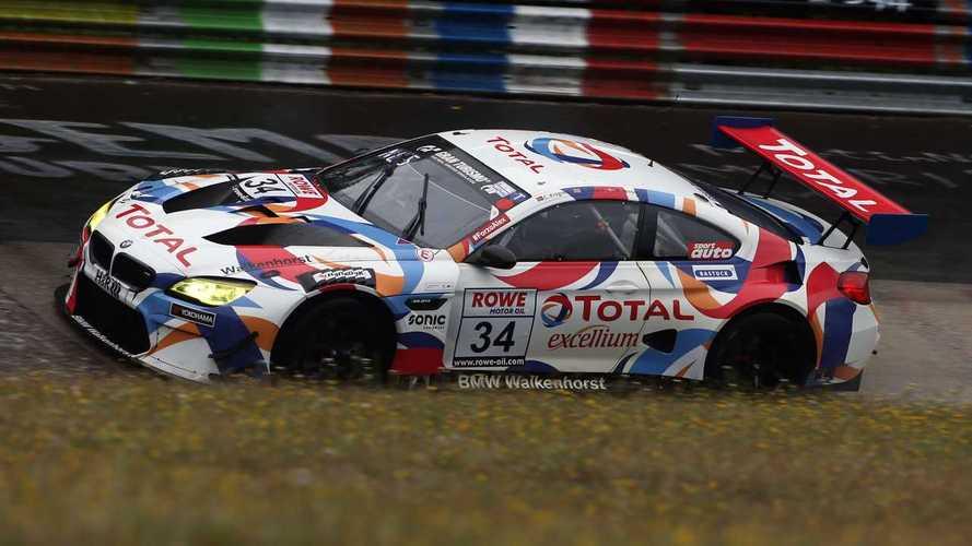 BMW M6 GT3 en Nürburgring: saborea 54 adelantamientos en una vuelta