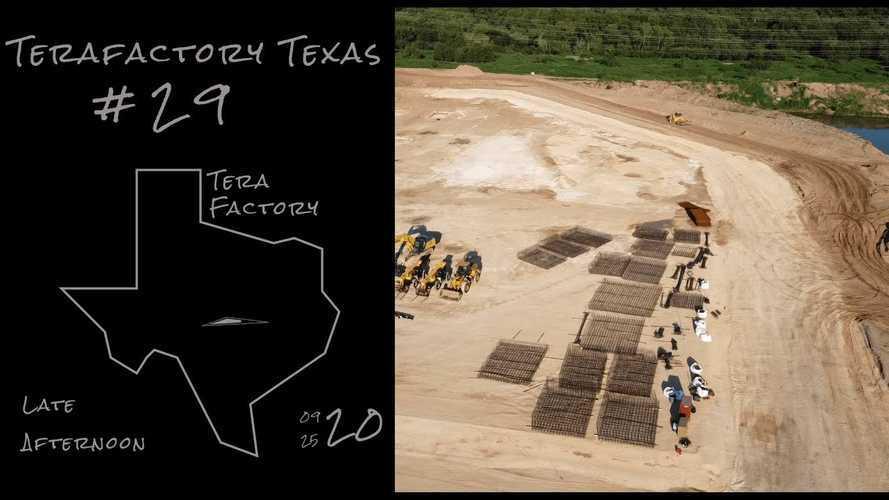 Tesla Giga Austin After 65 Days: September 25, 2020