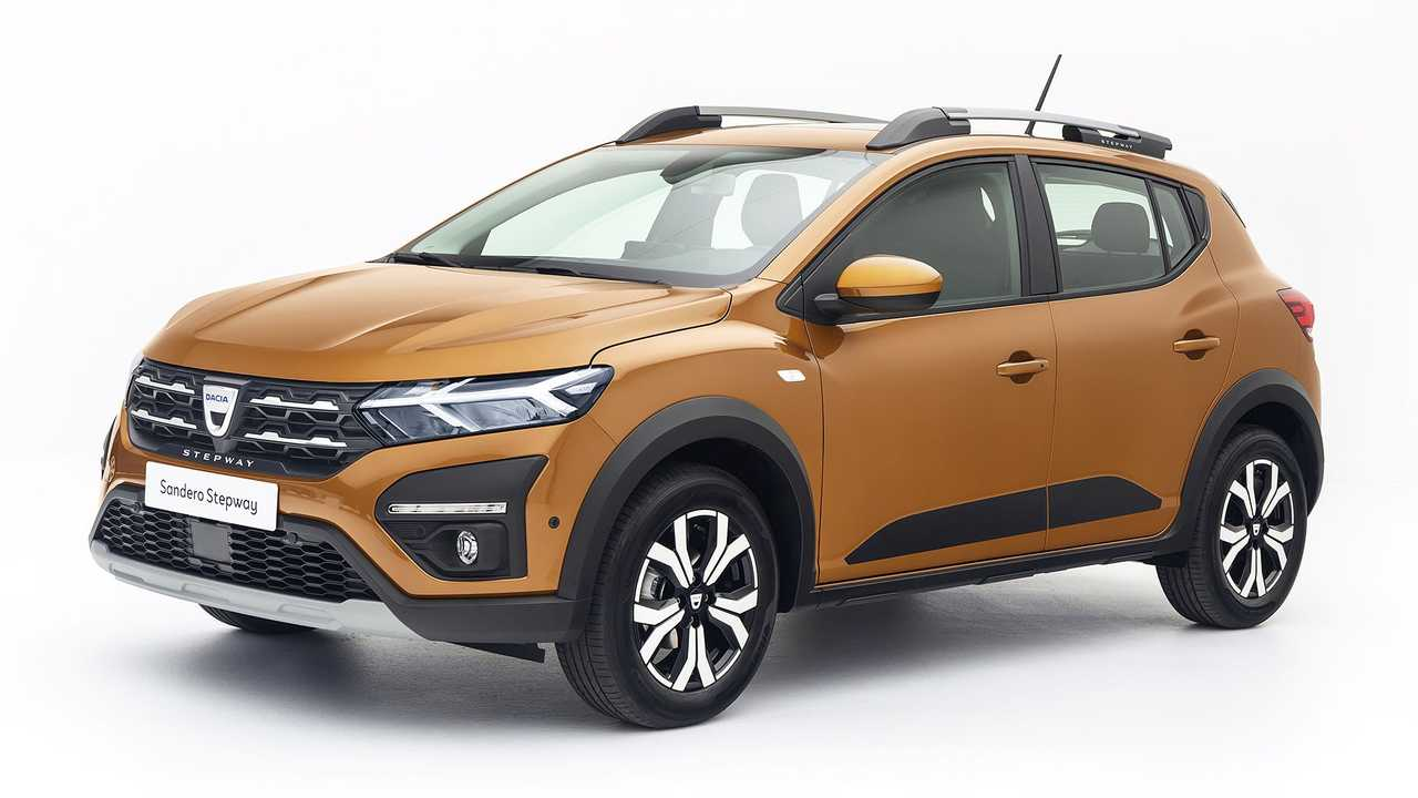 New Dacia Sandero Stepway (2020)