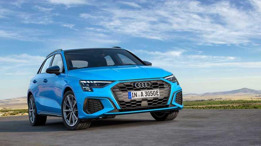 Audi présente sa nouvelle A3 hybride rechargeable