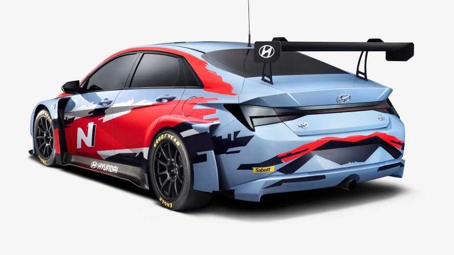 Hyundai Elantra N TCR 2021