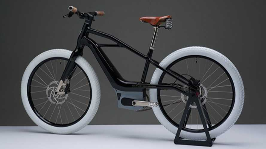 What do you think of Harley-Davidson's first electric bicycle?