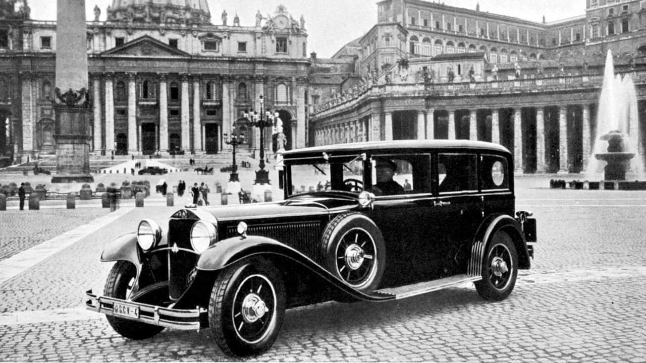 Mercedes-Benz Nürburg 460 (1930)