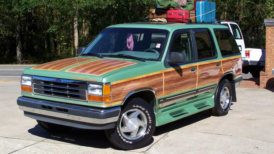 Cherokee Truckster Honors Griswold Family's Iconic Station Wagon