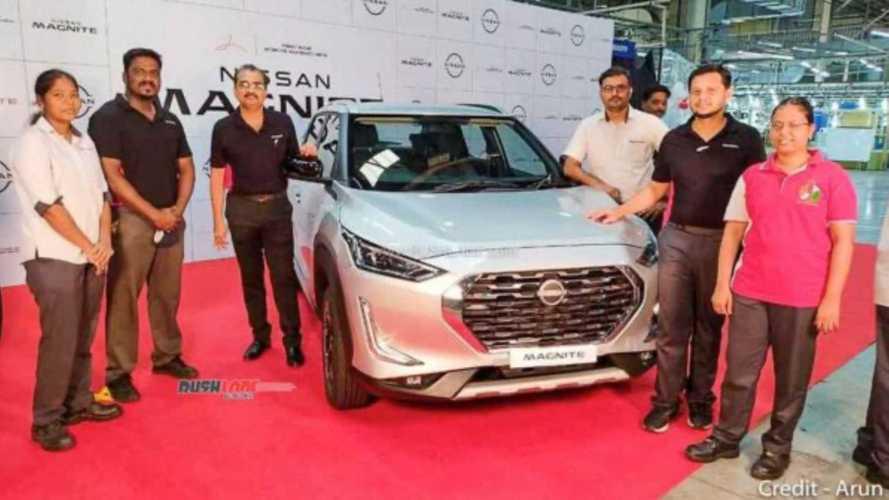 Nissan Magnite: fotos ao vivo detalham SUV que chegará ao Brasil em 2022