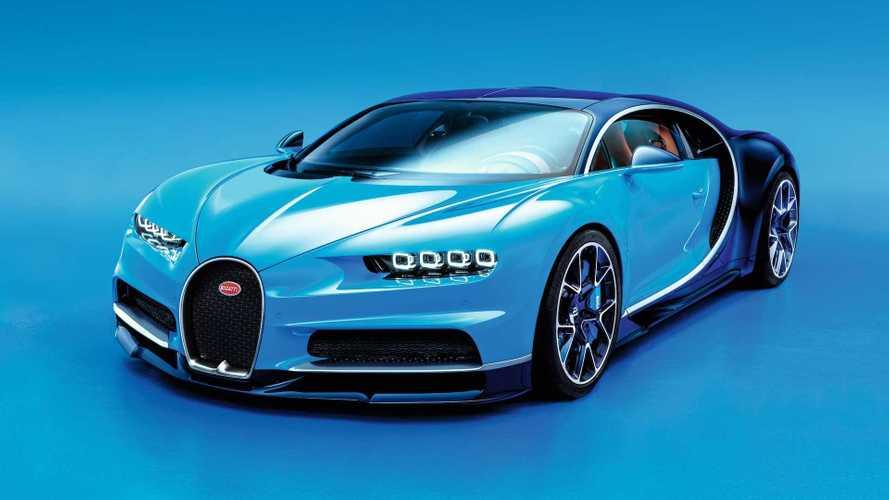 La top 10 delle auto più veloci al mondo