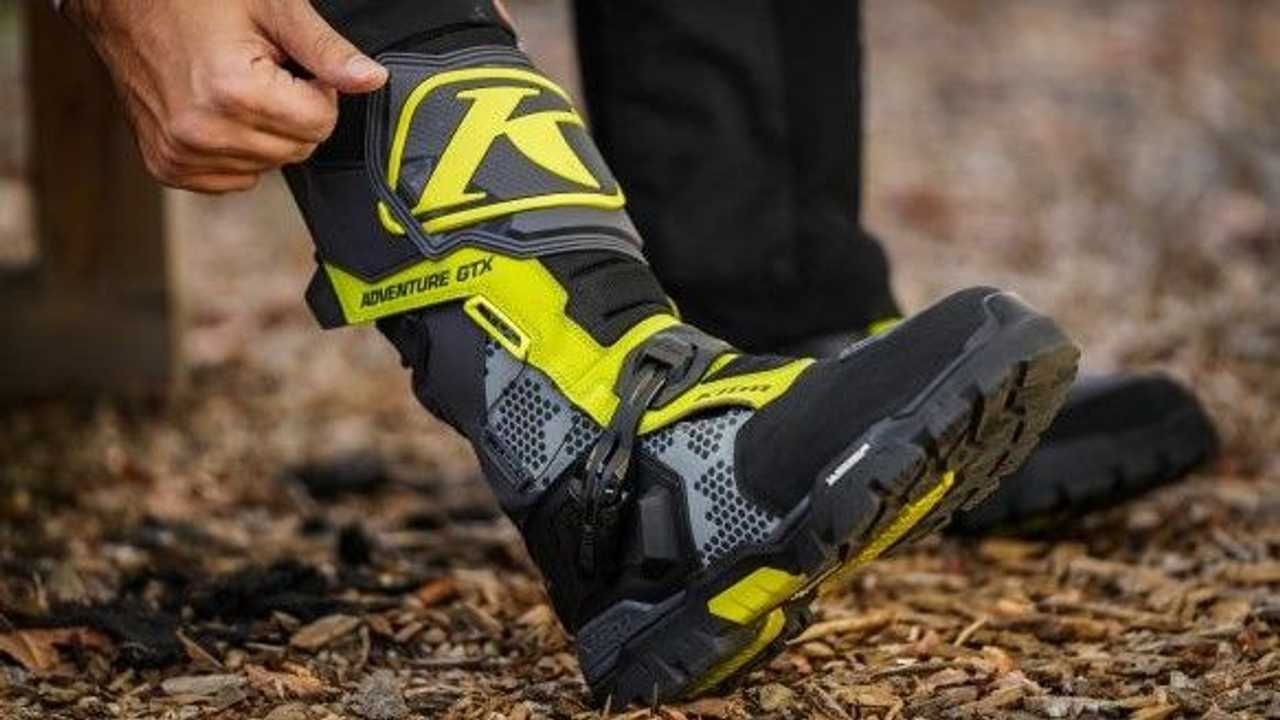 KLIM Adventure GTX Boots - Cover