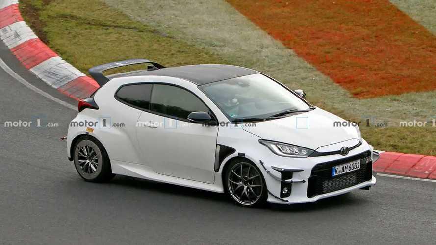 Toyota GR, al Nurburgring sta girando una versione ancora più estrema