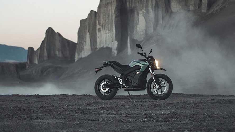 Zero Motorcycles gamma moto elettriche 2021