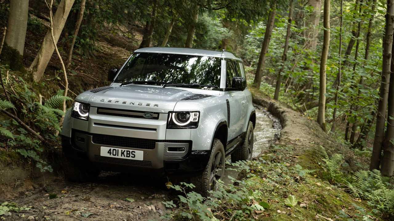 2021 Land Rover Defender 90 X-Dynamic - 5174706