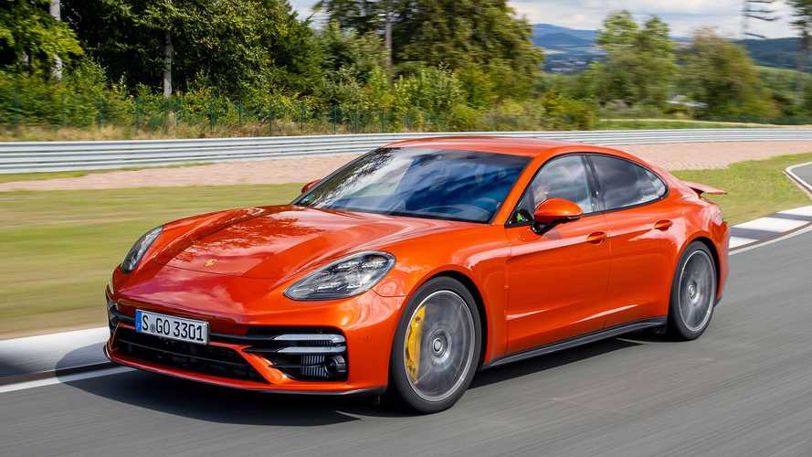 Porsche Panamera Turbo S (2020) im Test
