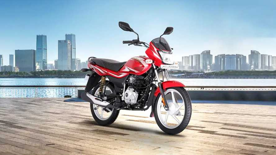 Bajaj Rolls Out Updated BS6 Platina 100
