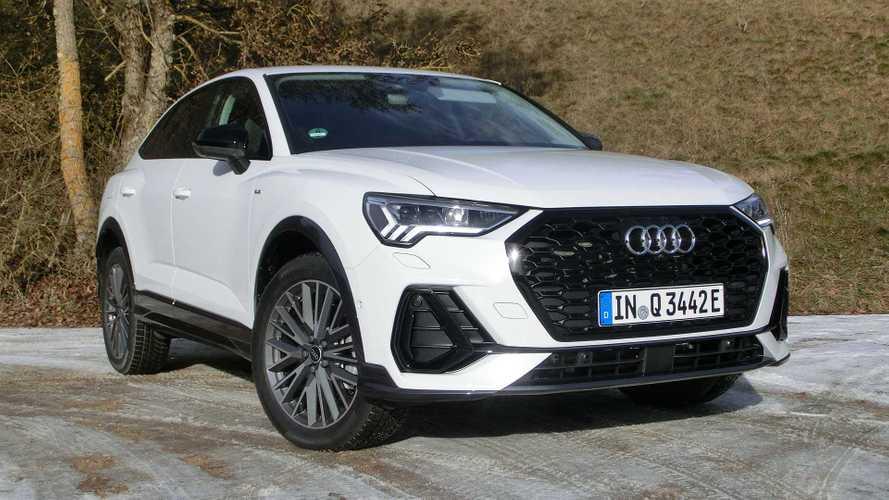 Audi Q3 Sportback 45 TFSI e (2021): Plug-in-Hybrid-SUV im Kurztest