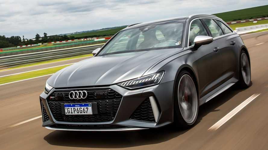 Audi: esportivos RS 6 Avant, RS 7 Sportback e RS Q8 chegam ao Brasil