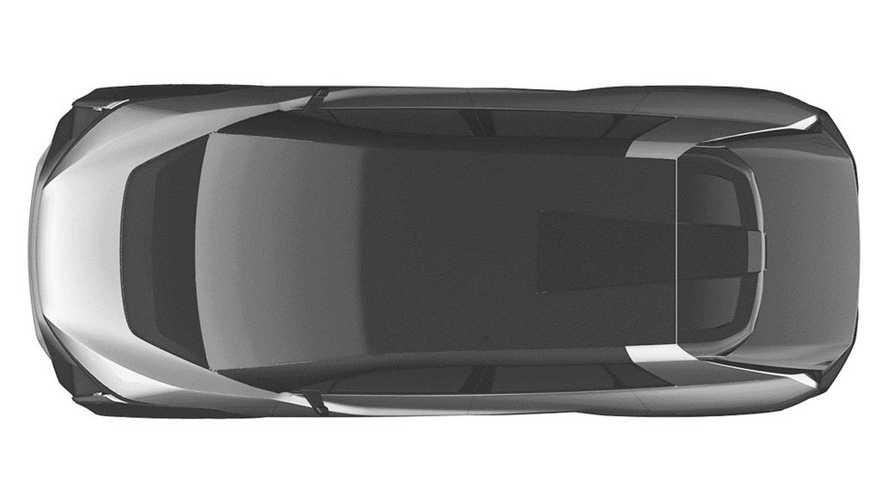 Toyota, i bozzetti del nuovo crossover elettrico