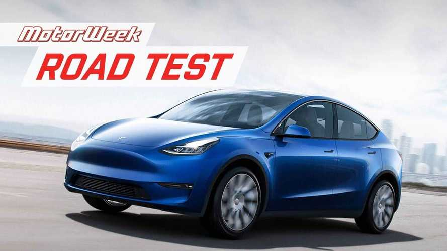 2020 Tesla Model Y Test Drive Review: MotorWeek Chimes In