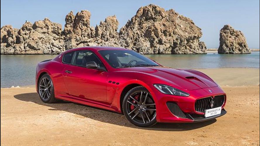 Maserati, 100 anni in 10 capolavori
