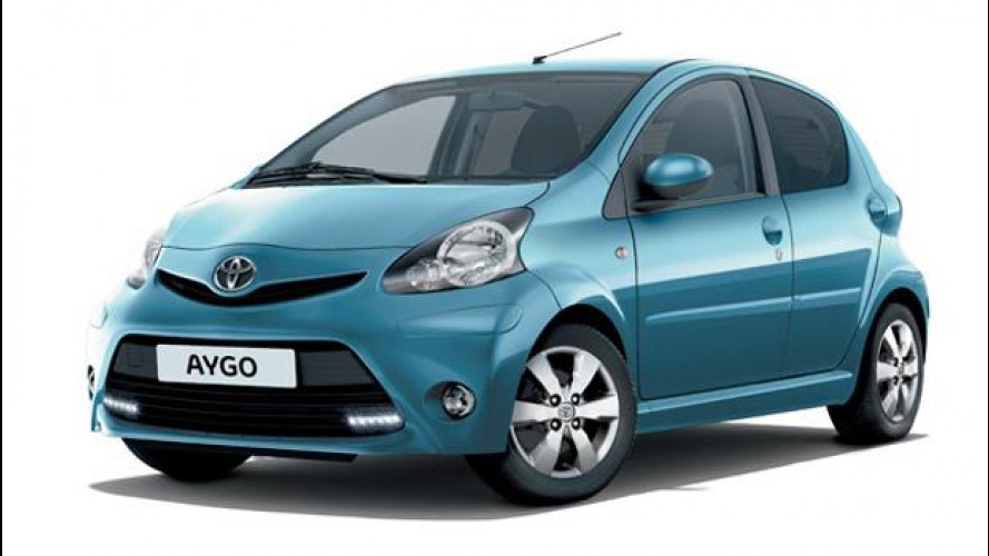 Toyota Aygo Cool Soda