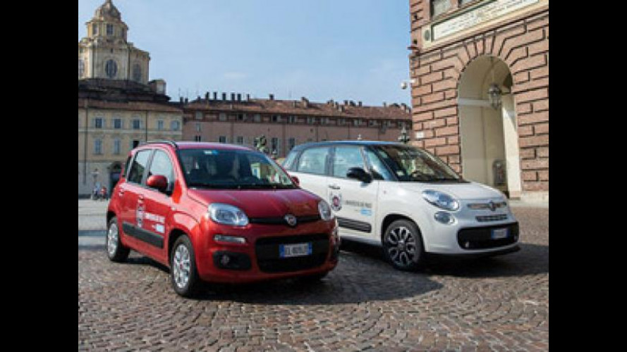 """""""Fiat Likes U"""", parte da Milano la seconda fase del progetto"""