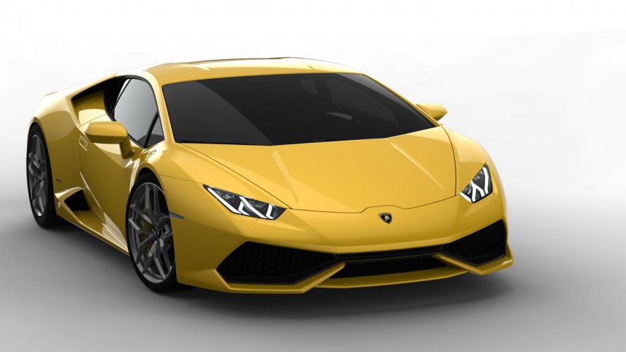 Lamborghini Huracán Super Trofeo, pronta per la pista