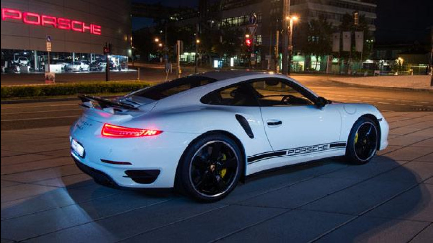 Porsche 911 Turbo S Exclusive GB Edition, molto British