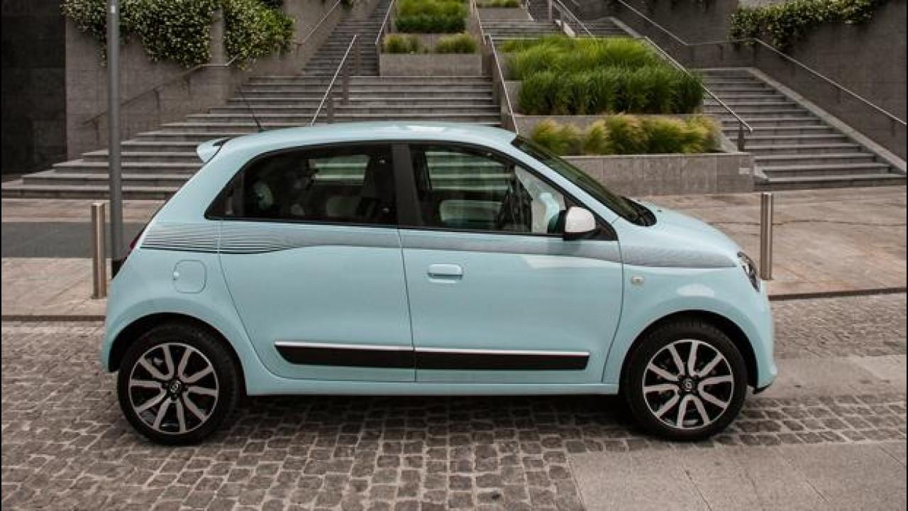 [Copertina] - Nuova Renault Twingo, prezzi da 9.950 euro