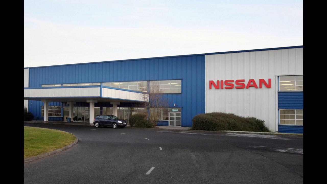 Stabilimento Nissan a Sunderland