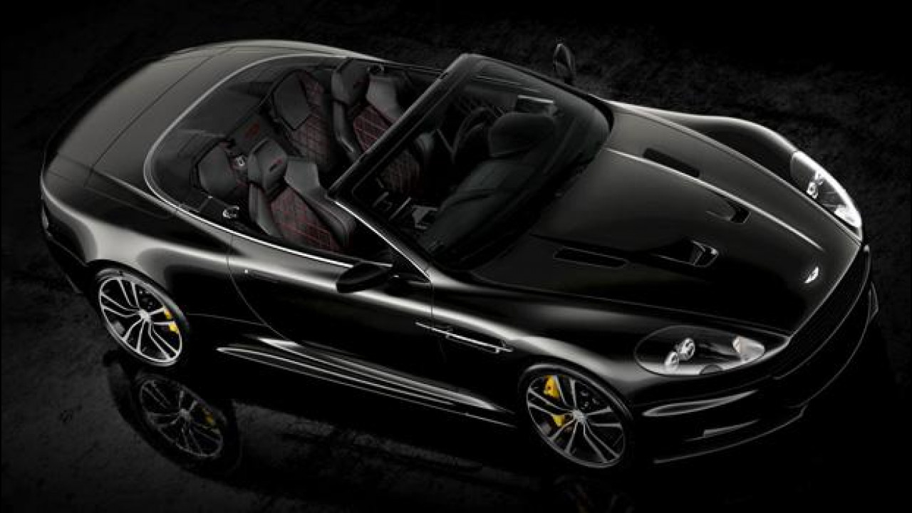 [Copertina] - Aston Martin DBS Ultimate