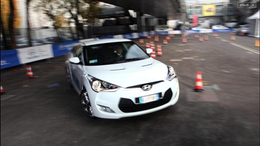 Hyundai Driving Experience ad Adria sabato 19 e Domenica 20 maggio