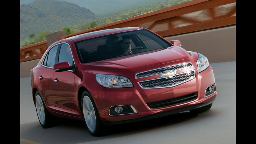 Chevrolet Malibu concept