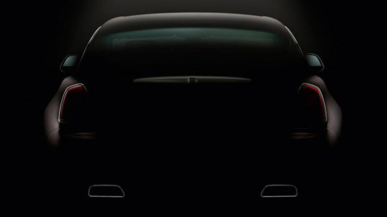 [Copertina] - Rolls-Royce Wraith, il secondo teaser
