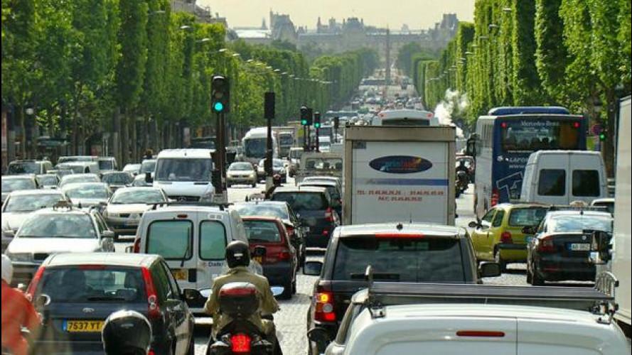 L'Europa accelera sulle emissioni di CO2