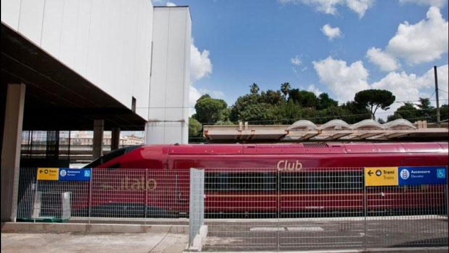 NTV, una lettera a Monti per denunciare lo stato di degrado delle stazioni di Roma