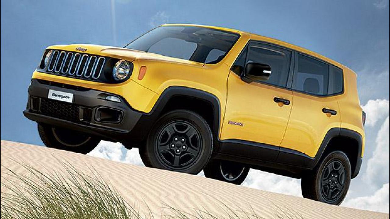 [Copertina] - Jeep Renegade Sport, 2.0 Multijet 120 CV e 4x4
