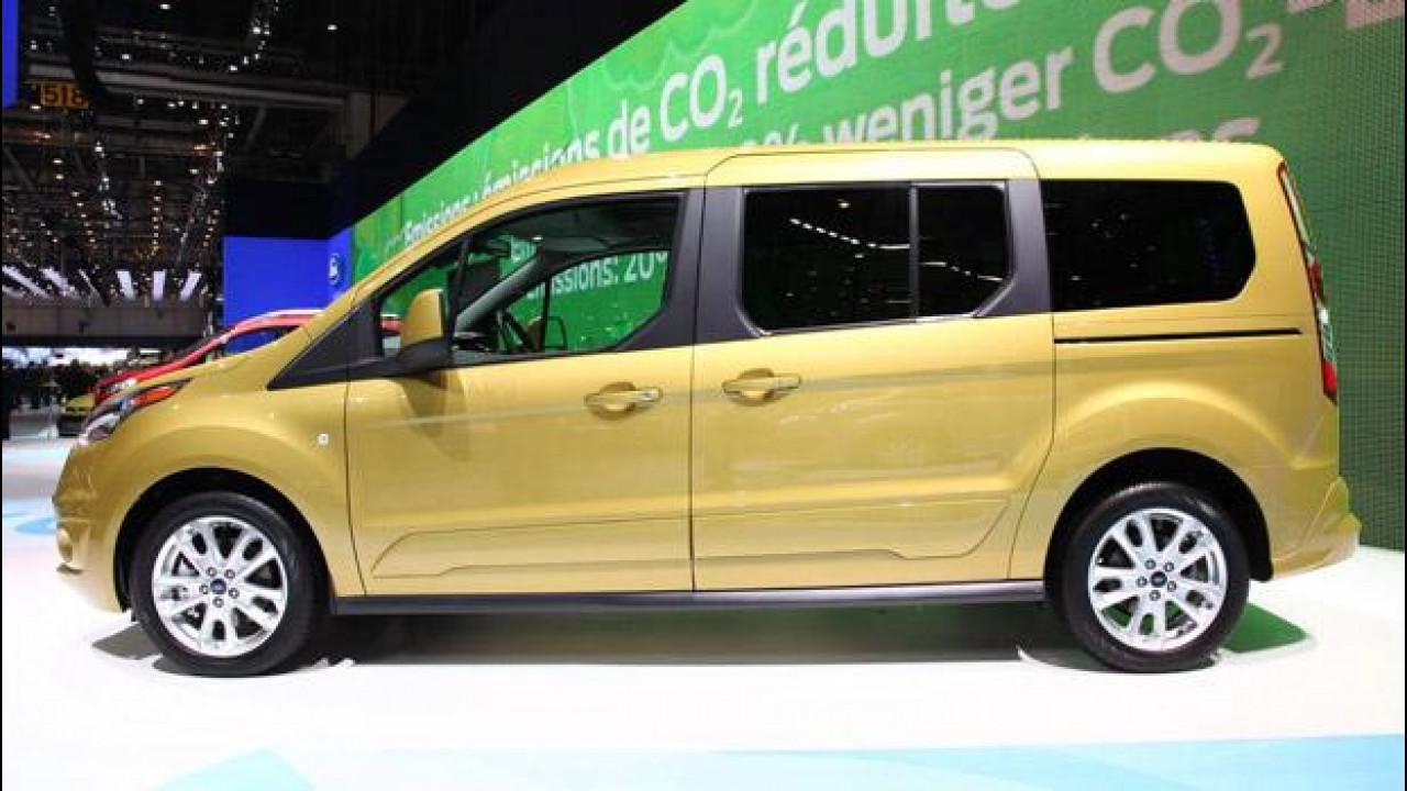 [Copertina] - Salone di Ginevra: Ford allarga la famiglia per le famiglie