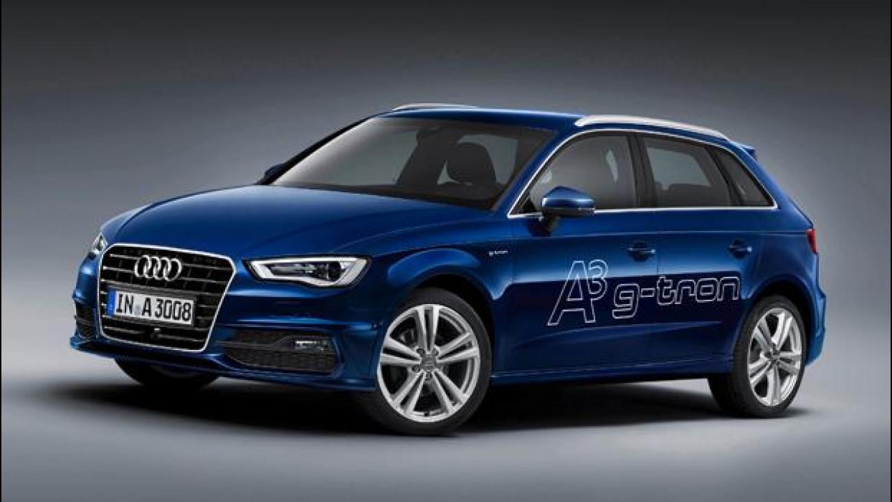 [Copertina] - Audi A3 Sportback g-tron