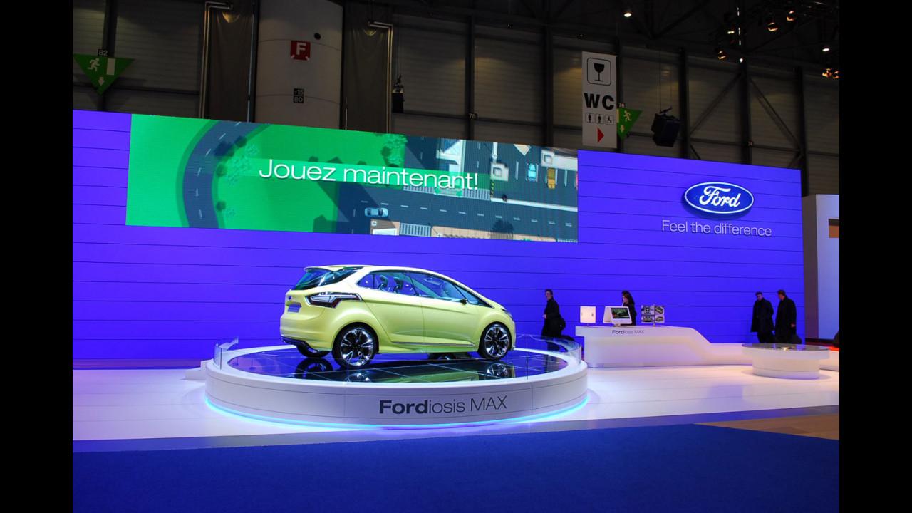 Ford iosis MAX al Salone di Ginevra 2009