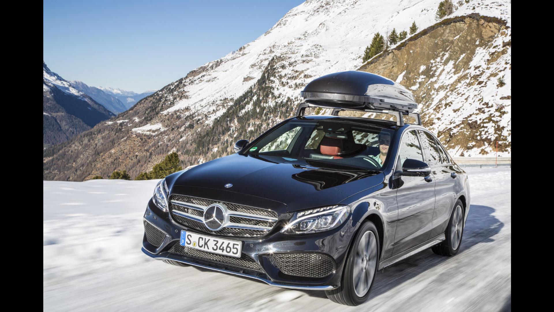 Schemi Elettrici Mercedes : Mercedes benz concept iaa bellezza camaleontica auto design