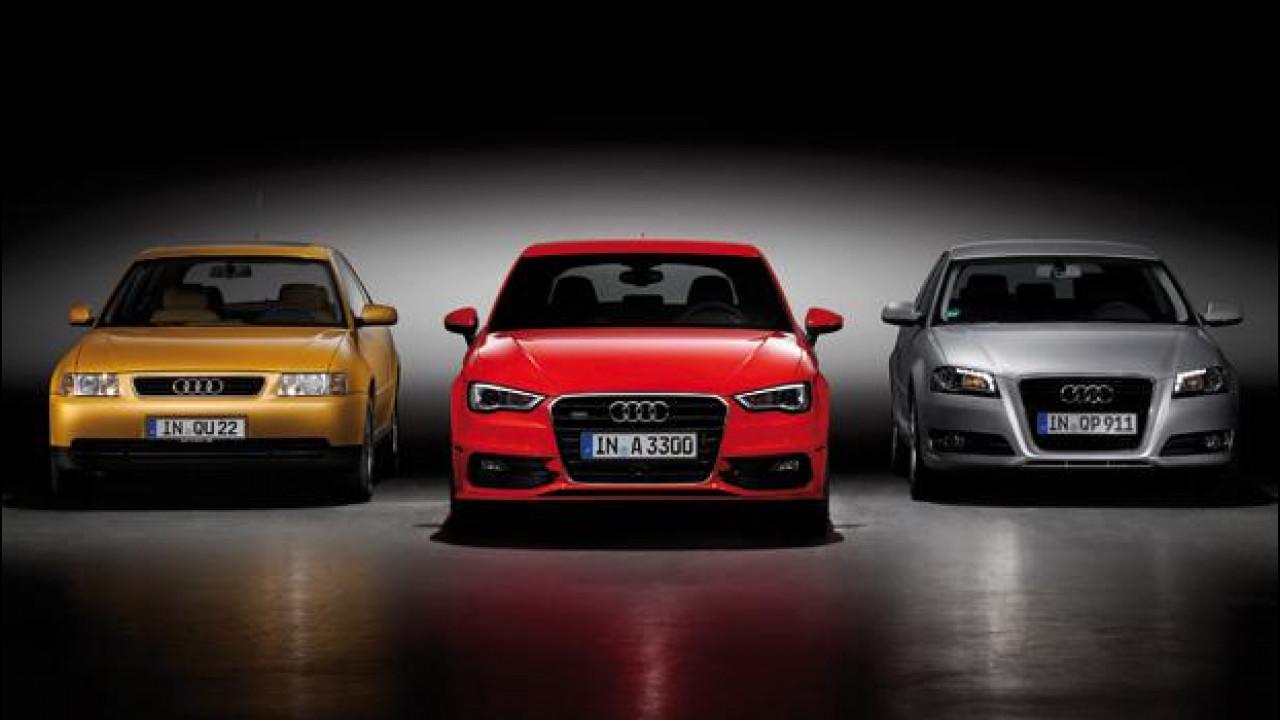 [Copertina] - Audi A3: 16 anni di carriera