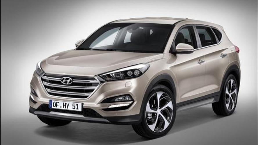 Hyundai Tucson, bye bye ix35