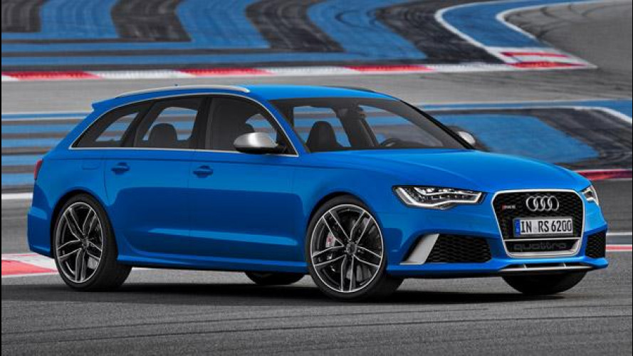 Nuova Audi RS 6 Avant: i prezzi